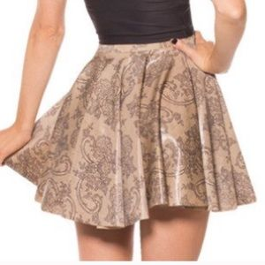 Black Milk Chateau Cheerleader Skirt